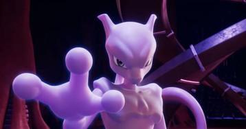 Pokemon: Mewtwo Strikes Back CGI remake gets its first trailer