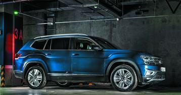 Тест-драйв от Родиона Газманова: Volkswagen Teramont— самый большой всемье