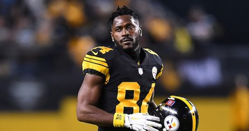 Antonio Brown Says Ben Roethlisberger Feels 'Like He the Owner' on LeBron James' 'The Shop'