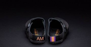 """Concepts x Birkenstock Team Up Again For the Boston """"Noir"""""""