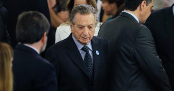 Father of Argentine President Mauricio Macri dies at 88