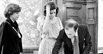 Как греческая миллиардерша купила себе советского мужа
