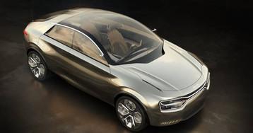 Imagine by Kia concept EV straddles segments and splits opinion