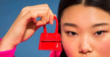 The Internet Still Can't Get Over Jacquemus' Meme-Worthy Tiny Bags