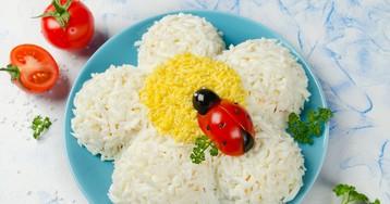 """Праздничный салат """"Весенний"""""""