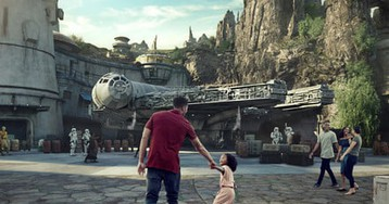 Everything we know about Disney's Star Wars: Galaxy's Edge theme park expansion