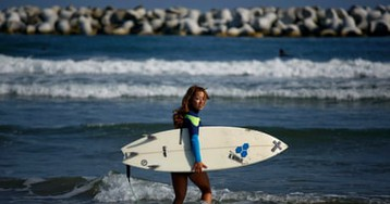 Back in the water: Fukushima no-go zone gets first surf shop since disaster