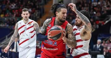 Хэкетт съел MVP, ЦСКА выиграл у «Милана»