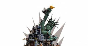 Welcome to Apocalypseburg LEGO Review: Epic Ape!