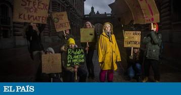 """""""Não deveríamos ter de faltar à aula para lutar contra a mudança climática"""""""