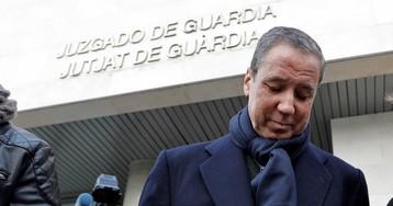 La juez conecta a Zaplana con una trama de blanqueo con lingotes de oro
