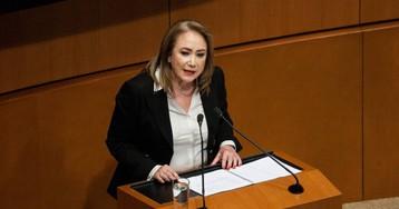 El Senado mexicano elige a la nueva ministra del Supremo bajo la sombra del conflicto de interés