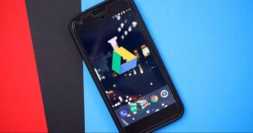 «Google Диск» для смартфонов стал проще и удобнее