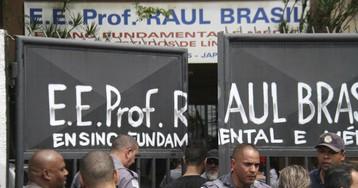 Dos jóvenes causan una matanza en un colegio de São Paulo