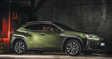 Тест-драйв от Родиона Газманова: «Lexus UX— изящная многогранность»