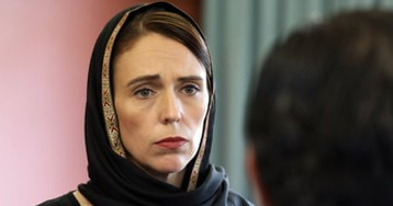 Christchurch shooting: gunman intended to continue attack, says PM
