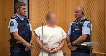 New Zealand mosque shooting suspect charged with murder count, more anticipated
