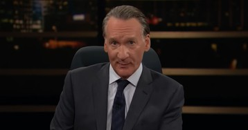 Bill Maher tears into Democrats for dodging Fox News: 'How very Trump of you'