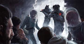 """Deep, Dark And Dangerous"": Outstanding Fantasy, Sci-Fi & Comic Book Illustrations By David Palumbo"