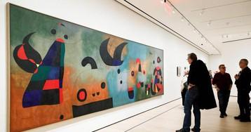 Miró y las forma de soñar el mundo