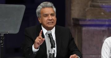 Ecuador rompe hasta en lo simbólico con el modelo político de Rafael Correa
