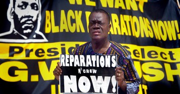 Americans are totally fine with reparations, just not for slavery