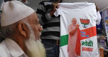 Las elecciones en India arrancan con la exaltación del patriotismo hindú