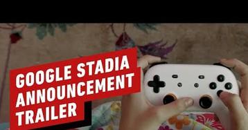 """Google revela seu novo """"console"""" REVOLUCIONÁRIO; Conheça a plataforma Stadia"""