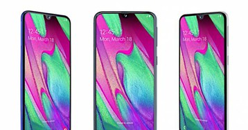 Galaxy A40 details fully revealed by Dutch retailer pre-order