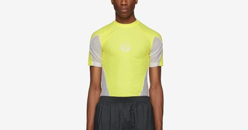 The Muscle-Fit T-Shirt Trend is a Whole New Kind of Flex