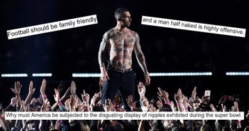 America Vs. Adam Levine's Nipples: All The FCC Viewer Complaints About The Super Bowl Halftime Show