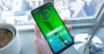 Motorola releases kernel source code for the Moto G7 Plus