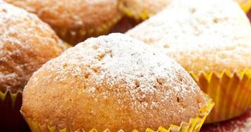 Рецепт приготовления творожных кексов
