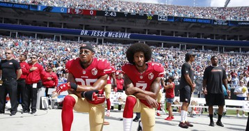 Report: The NFL may have gotten off cheap in its settlement with Colin Kaepernick