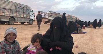 Indentificada como española una yihadista arrestada en el último reducto sirio del ISIS