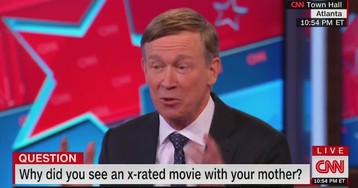 Hickenlooper: Why aren't we asking women if they'll put a man on their ticket?