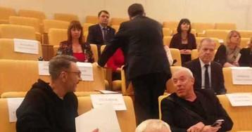 Макаревич в Госдуме пошутил о сталинских временах