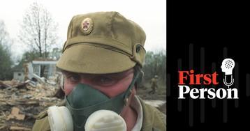 Meltdown at Chernobyl