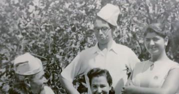 История моих предков. Часть III. Двоюродная бабушка с греческой стороны