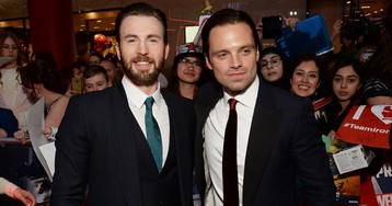 This Is What a 'Captain America: Winter Soldier' Fight Scene Looks Like Before CGI