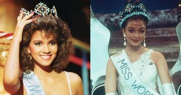 Звезды шоу-бизнеса, которые начинали с конкурсов красоты