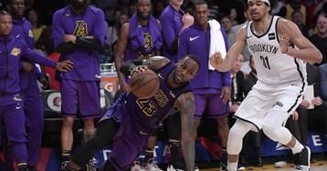Adiós de LeBron James a los 'playoffs' y a su racha de ocho finales