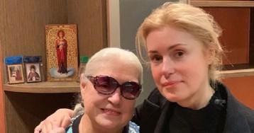 Лидия Федосеева-Шукшина находится в больнице