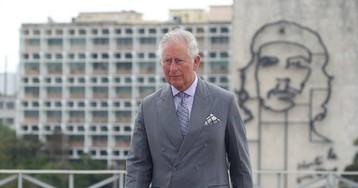 Carlos de Inglaterra hace historia pero no brilla como sus hijos