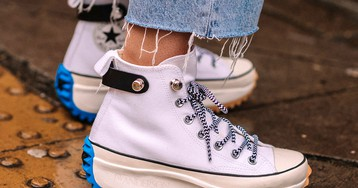 10 Women's Platform Sneakers to Take Your Rotation to the Next Level