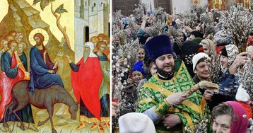 Вербное воскресенье. История, обычаи и традиции праздника