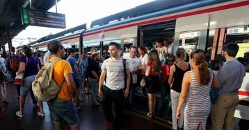 Cercanías exhibe puntualidad con un cumplimiento de más del 95%