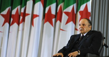 Algeria's ruling coalition party calls for president to quit