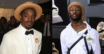 """Listen to André 3000 x GoldLink Leaked """"3Love"""" Before It's Taken Down"""