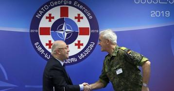 Делегация Военного комитета НАТО посещает Грузию